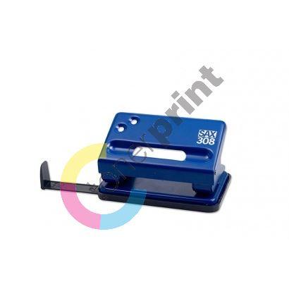 Děrovač Sax 308, modrý 1