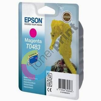 Cartridge Epson C13T048340, originál 1