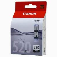 Cartridge Canon PGI-520BK, black, originál