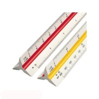 Měřítko poměrové, trojboké, stavařské 602 2