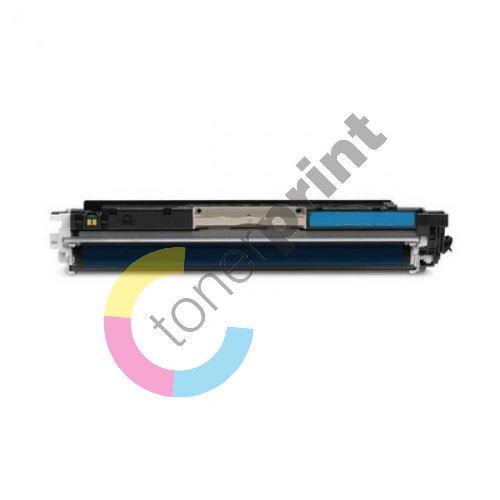 Toner Canon CRG-729C, 4369B002, cyan, MP print 2