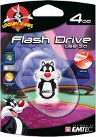 EMTEC 4GB USB Sylvester Looney Tunes