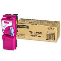 Toner Kyocera Mita TK820M magenta, originál