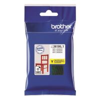 Cartridge Brother LC-3619XLY, yellow, originál