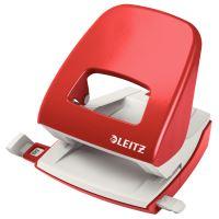 Děrovač Leitz NeXXt 5008, červený