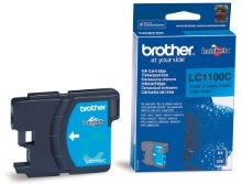 Cartridge Brother LC-1100C, originál