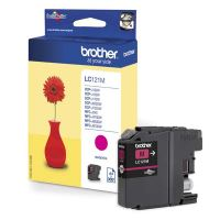 Cartridge Brother LC-121M, magenta, originál
