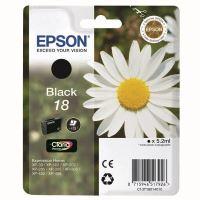 Cartridge Epson C13T18014012, black, originál