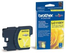Cartridge Brother LC-1100Y, originál