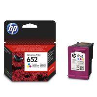 Cartridge HP F6V24AE, color, No.652, originál