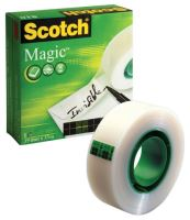 Lepící páska 3M Scotch Magic 19 mm x 33 m