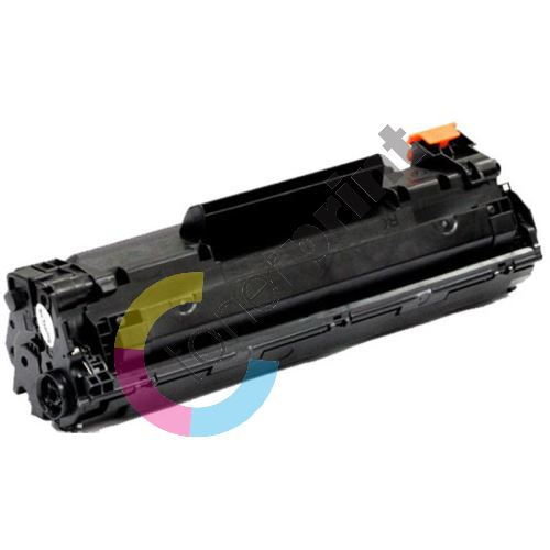 Toner HP CF283X, black, 83X, MP print