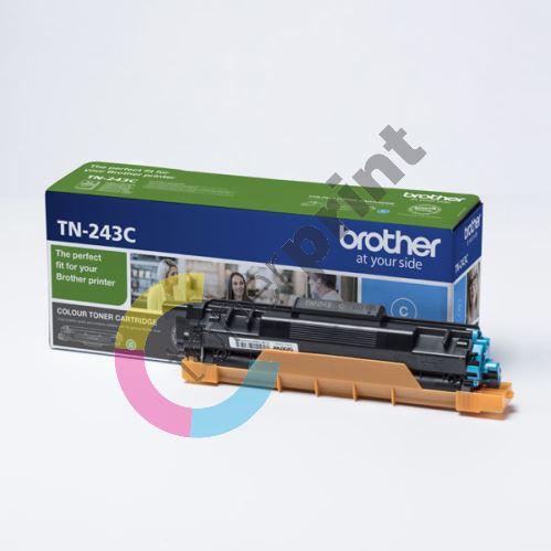 Toner Brother TN-243C, cyan, originál 1