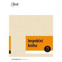 Inspekční kniha A4, OP1257 1