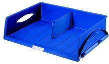 Velkokapacitní odkladač Leitz Sorty Jumbo, modrý