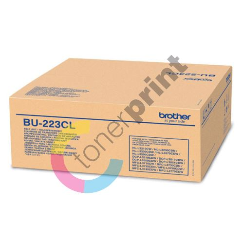 Transfer belt Brother BU-223CL, originál 1