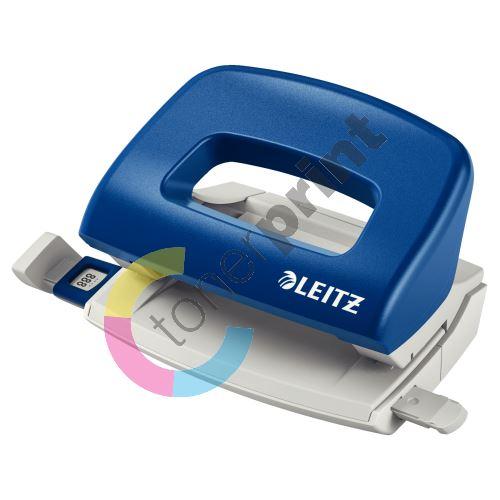 Miniděrovač Leitz NeXXt 5058, modrý 1