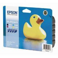 Cartridge Epson C13T055640, CMYK Multi Pack, originál