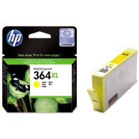 Cartridge HP CB325EE, yellow, No. 364XL, originál 1