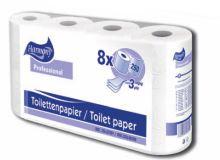 Papír toaletní Harmony Profesional, 3 vrstvy, bílé 80%