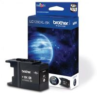 Cartridge Brother LC-1280XLBK, black, HC, originál