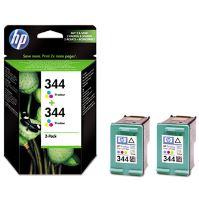 Cartridge HP C9505EE, 2x C9363EE, No. 344, 2-Pack, originál