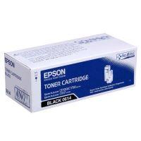 Toner Epson C13S050614, černý, originál