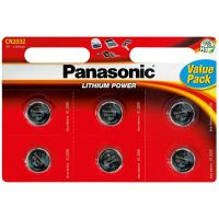 Baterie lithiová Panasonic CR 2032, 3V
