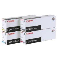 Toner Canon CEXV17 černý originál