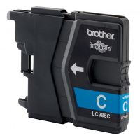 Cartridge Brother DCP-J315W, LC-985C, cyan, originál