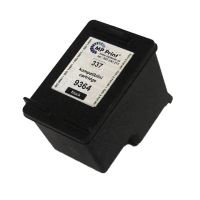 Cartridge HP C9364EE, black, No. 337, MP print