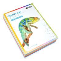 Barevný papír PRIMA A4 Mix 10 barev 80g bal/500l
