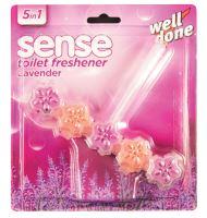 WD Sense WC blok 5 in 1 Lavender