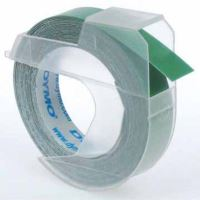 Páska Dymo Omega 9mmx3m zelená, 3D, 24705, S0898160