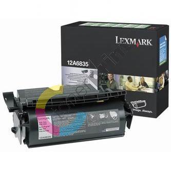 Toner Lexmark 12A6835 T522 originál 1