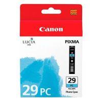 Cartridge Canon PGI-29PC, 4876B001, photo cyan, originál