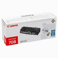 Toner Canon CRG708, black, originál