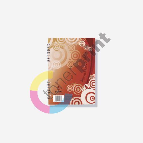 Bobo blok s boční vazbou A5, linka, 40 listů 1