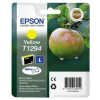 Cartridge Epson C13T12944012, yellow, originál