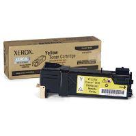 Toner Xerox Phaser 6125, 106R01337, žlutý, originál