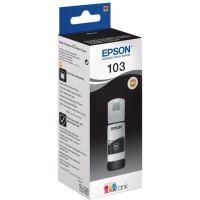 Cartridge Epson C13T00S14A, black, 103, originál