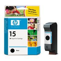 Cartridge HP 6615DE No. 15, black, originál