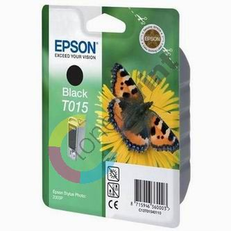 Cartridge Epson C13T015401, originál 1