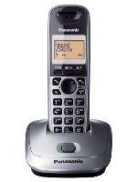 Bezšňůrový telefon Panasonic KX-TG2511FXM stříbrný