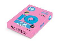 Barevný papír IQ NEOPI A4 80g fosforově růžová 1bal/500ks