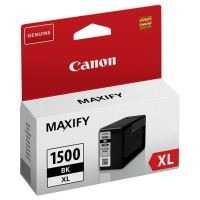 Cartridge Canon PGI-1500XL, black, 9182B001, originál