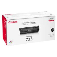 Toner Canon CRG-723Bk black originál