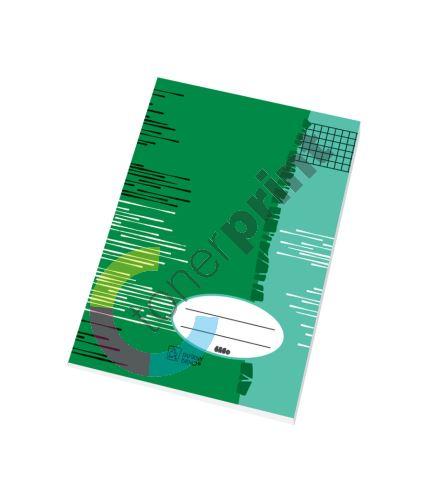 Sešit A5 525E čtvereček/20 listů 1