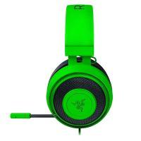 Razer Kraken Pro V2 Green Oval, sluchátka s mikrofonem, zelená 2