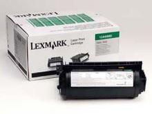 Toner Lexmark Optra T 12A6760, renovace